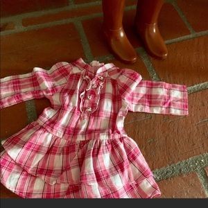 American girl riding outfit